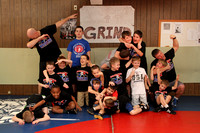 Jr Crusader Wrestling Club 2015-16 team